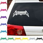 Protected by Dragons mystical magical wow diablo decal sticker