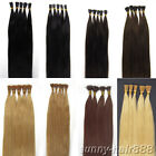 18'' Stick-tipped Remy Brazilian Human hair Extensions100s 8 Colors grade AAAA