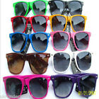 Ladies Mens Fashion Uv Sunglasses Beachwear Retro Rave Festival Fancy Dress