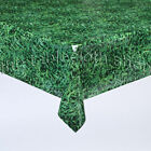 GRASS VINYL Plastic Patio Table Protector Cloth Outdoor