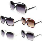 Womens Designer Sunglasses Square Vintage Retro Oversized 5 COLORS IG9163 multi