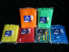 """8"""" 150 pcs Thick Drinking Straws Party Cocktail Milkshakes Tea. Choose Of Color"""