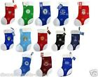OFFICIAL FOOTBALL TEAM - XMAS CHRISTMAS SANTA PRESENT STOCKINGS DECORATION GIFT