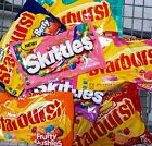 STARBURST FRUIT CHEWS JELLY BEANS SKITTLES BITE SIZED CHEWY CANDY ~ PICK ONE