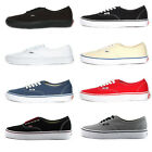 VANS AUTHENTIC  MENS / WOMENS SHOES + RETURN TO SYD