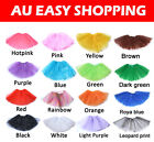 3 LAYER TUTU Dance 80'S Girl Ballet SKIRT Costume clothing for Party Multi-color
