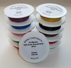 10m Spools of 16/0.2mm Equipment / Hook up Wire 3Amp at 1000vRMS Various Colours