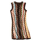 NEW! Missoni Target Womens Sweater Dress fully lined Colore Sleeveless HOT!