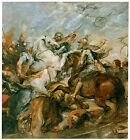 Henry IV at the Battle of Ivry , Peter Paul Rubens - Great Horse Art