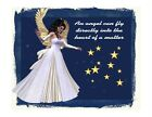 Custom Made T Shirt Angel Can Fly Directly Into Heart Of Matter Gorgeous Stars