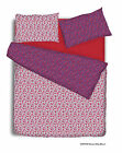 Duvet Cover Set with Pillowcases / Riviera Ditsy Quilt Cover Bedding Set