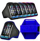 GYM Running Armband Sports Case Cover Holder + x-Headset For Nokia Touch n Type