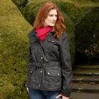 Sherwood Forest Ladies Hadleigh wax jacket shooting hunting country clothing