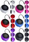 RECHARGEABLE MiNi PORTABLE TRAVEL BASS SPEAKER FOR BlackBerry Curve 8300 n MORE