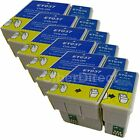 12 Non-OEM Replacements for Epson T036/T037 Printer Ink Cartridges. VAT Invoice