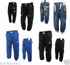 Enzo Designer Cuffed Legs Causal Kids Chinos/Jeans Sizes 3-4Y, 7-8Y