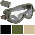 Sun Wind Dust Military Goggles Tactical Ballistic Protection Heavy Duty Goggles
