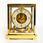 Vintage Jaeger-LeCoultre Atmos Caliber 528-8 Perpetual Mtn. Mantle Clock