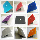 "11 Color Rubberized Hard Case Cover For New Macbook Pro 13"" A1425 retina display"