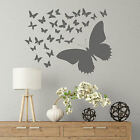 Lovely Butterfly Wall Sticker Interior Decor Butterflies Wall Art Transfer RA96