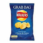 WALKERS GRAB BAG FULL BOX 32 X 50g BAGS CHOOSE YOUR FLAVOUR