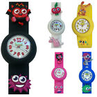 Moshi Monster Kid's Multicolour Watch In Black, Pink, Yellow, Blue and white