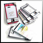 SAMSUNG Galaxy Note BULLETPROOF Tempered GLASS Screen Protector Color SKIN Cover