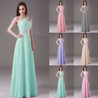 Prom Dress Bridesmaid Evening Party Formal Dresses Gown Size 2 4 6 8 10 12 14 16