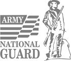 U.S. Army National Guard #4 Wall Vinyl Decal Sticker Military