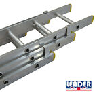 Aluminium Trade EN131 Double & Triple Section Extension Ladders UK Manufactured