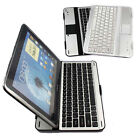 Bluetooth Keyboard Stand Case Cover for Samsung Galaxy Note 10.1 GT- N8000 N8010