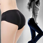Women Lady Girls Buttock Butt Bum Hip Shaper Enhancer Underpants Padded Knickers