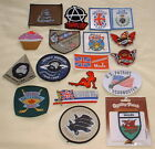 Various Patches, Patch, Retro, New, You Choose, Make Choice, Free UK P & P