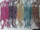 Silk Friendship Band Bracelet - 5 Colours To Choose From !!   Brand New !!