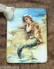 Hang Tags  VINTAGE MERMAID BY THE SEA TAGS or MAGNET #410  Gift Tags