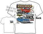 Ford T Shirt Muscle Car Apparel Vintage Drag Racing Tee 1963 1964 1965 1966 1967