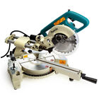 Makita LS0714 Chop Saw 190mm Slide Compound Mitre Saw 240V With Dust Bag & Blade