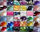 Double Face Satin Ribbon 1/4 inch x 5 yards 15 feet of ribbon 34 COLORS