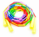 Beaded Double Dutch Jump Ropes - USA Made - 14ft (Set of 2 Ropes) Great for Kids image