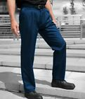 TROUSERS - Quality British Workwear  - Smart Pressed Seams Reg & Tall fit - TR61