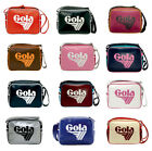 Gola Original Redford Classic Retro 70s Messenger Shoulder School Bags New