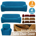 Stretch Sofa Chair Couch Cover Slipcover Protector 1 Seater Recliner 2 3 Seater