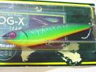 Megabass Japan Topwater Pencil Yuki Ito Dog-X Sliding Minnow (Various Color) New