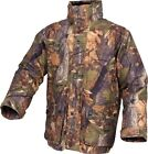 Jack Pyke Hunter Jacket Oak Camo Shooting Waterproof Hunting Coat Jacket Fishing