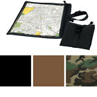 Waterproof Map & Document Case Tactical Protection Camo Military Pocket Pouch