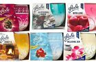 Glade 120g decorated glass Candle Chose from many delicious fragrances 30 hours