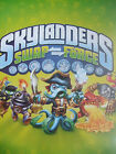 Topps Skylanders SWAP Force - Returning Characters/Colour-me-in/Puzzle Cards