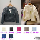 ★UNIQLO New Elegant Trendy Women Girl Ultra Light Down Compact Jacket