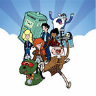 Adventure Time Lord No 10 Canvas 8x8 Print - doctor who / Adventure Time mash up