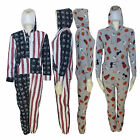 NEW CHILDREN KIDS GIRLS BOYS JUMPSUIT PLAYSUIT ONESIE ALL IN ONE UK SIZES 8-13